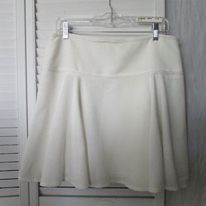 Studio M cream full skirt size 10